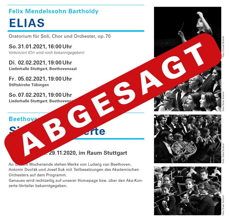 Konzerte WS20/21
